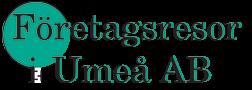 Företagsresor i Umeå AB Logotyp